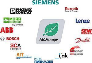 PROFIenergy consortium comprises vendors, service providers and OEMs
